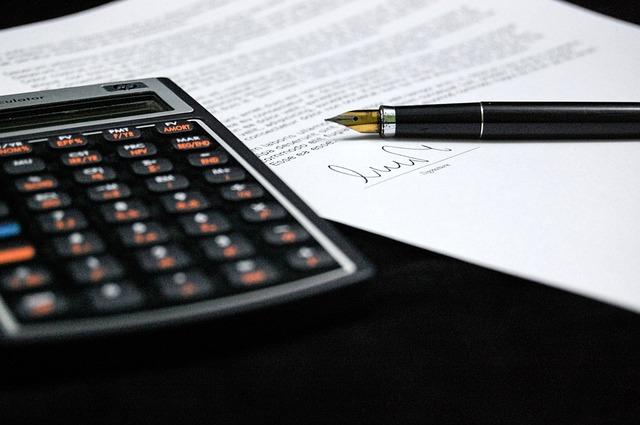 Att tänka på innan låneavtalet